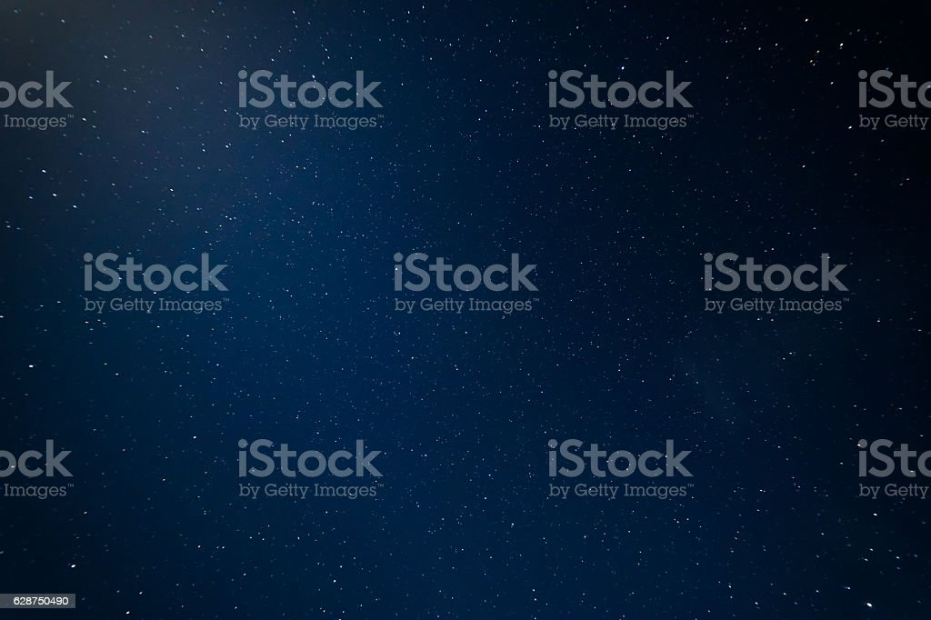 Night Sky, Hyden, Western Australia. stock photo
