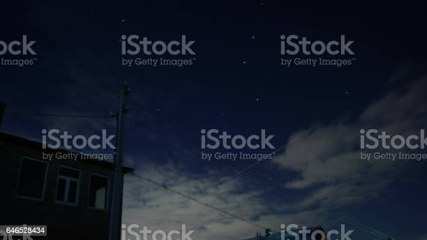 Photo of Night sky in the city