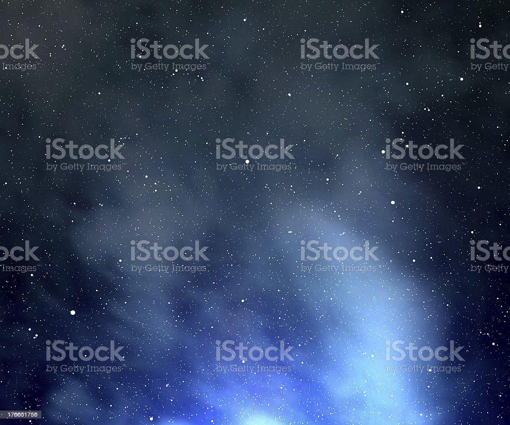 night cielo foto de stock libre de derechos