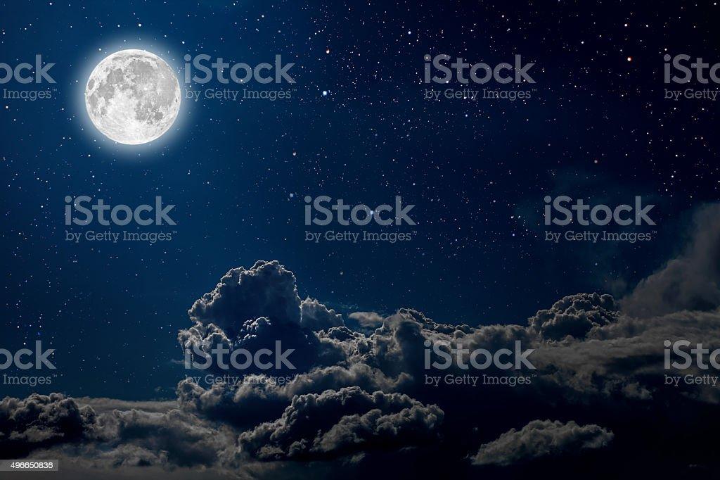 night sky ストックフォト