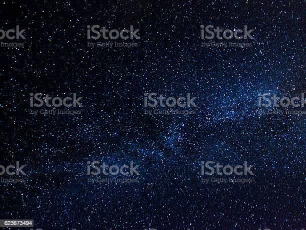 Night Sky With Milky Way-foton och fler bilder på Astrologi