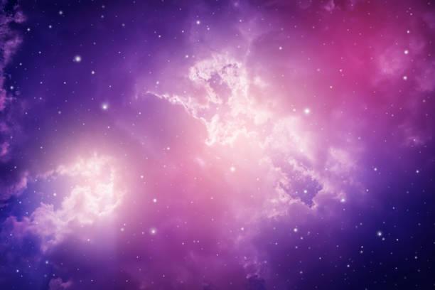 nachthimmel mit sternen. - sternhaufen stock-fotos und bilder