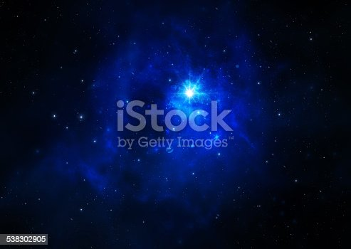 532378051 istock photo Night sky with stars 538302905