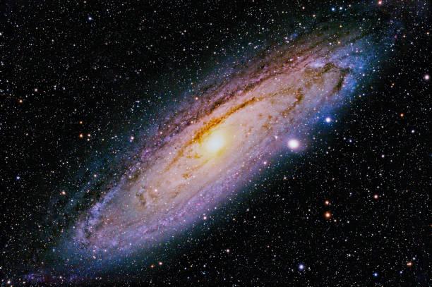 밤 별은 산 - 은하수 뉴스 사진 이미지