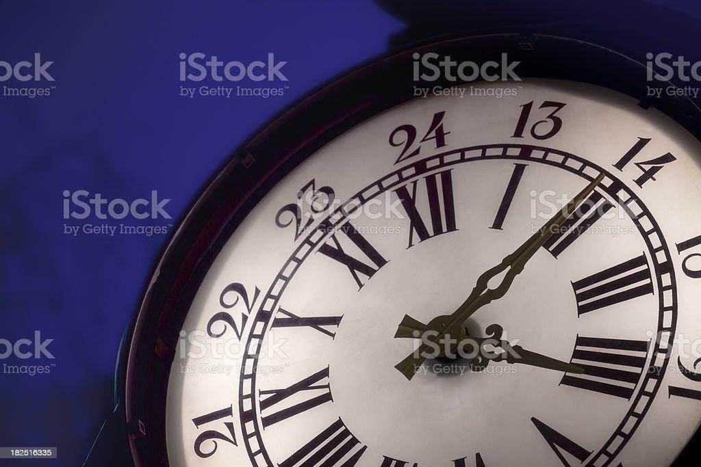 Night time stock photo