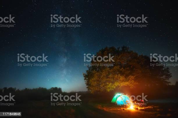Photo of Night tourist scene