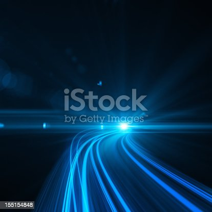 istock Night Transportation 155154848