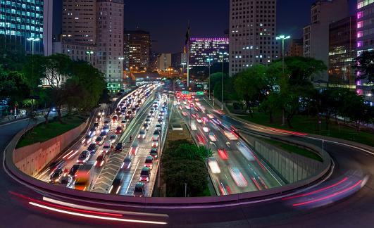 Sao Paulo city, Sao Paulo state, Brazil