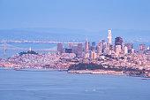 San Francisco - California, Urban Skyline, Building Exterior, Built Structure, California