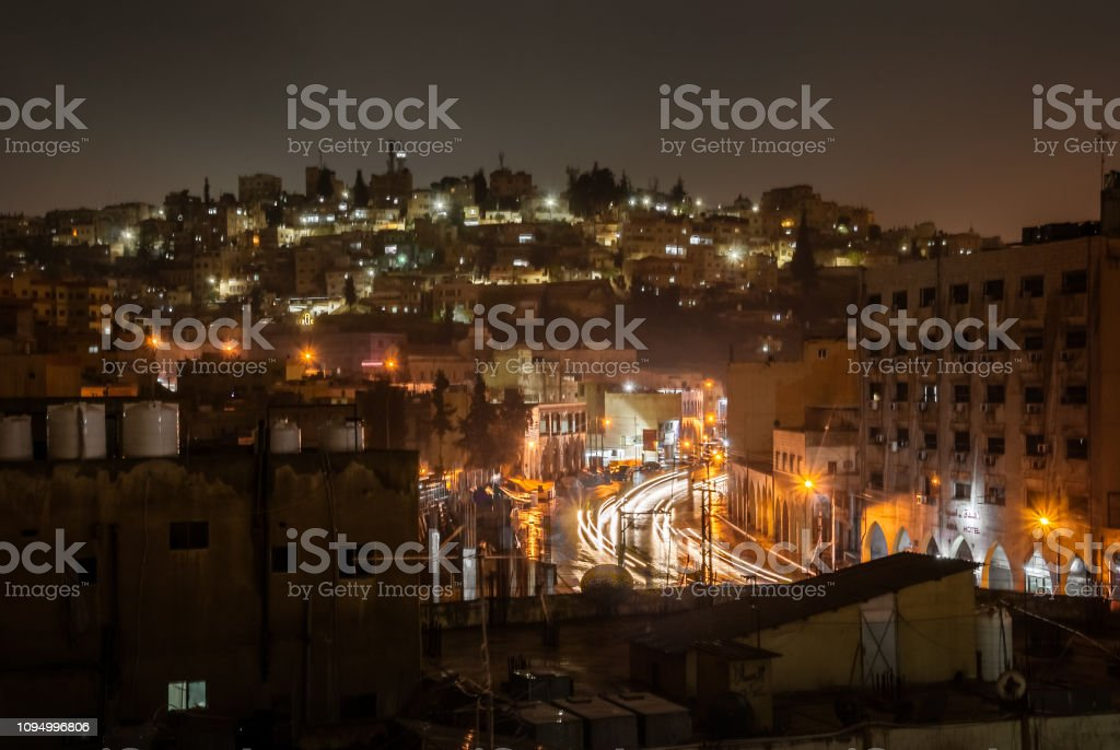 capital of jordan middle east