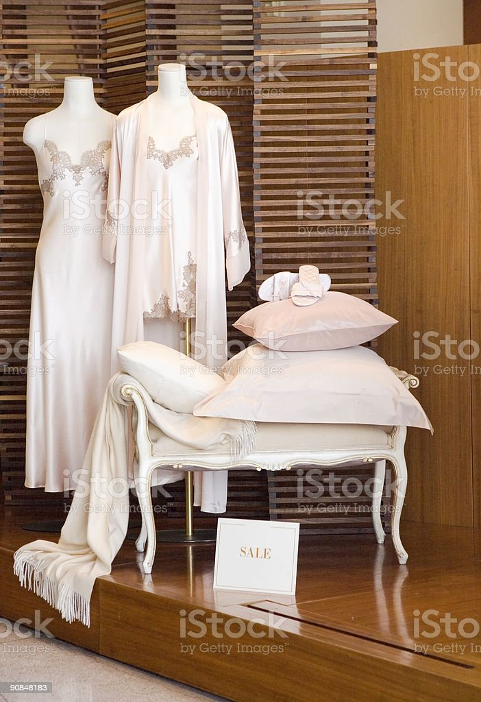 Night Wear royalty-free stock photo