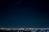 メキシコ合衆国ヌエボレオン州モンテレー市の夜ワイドを撃った。