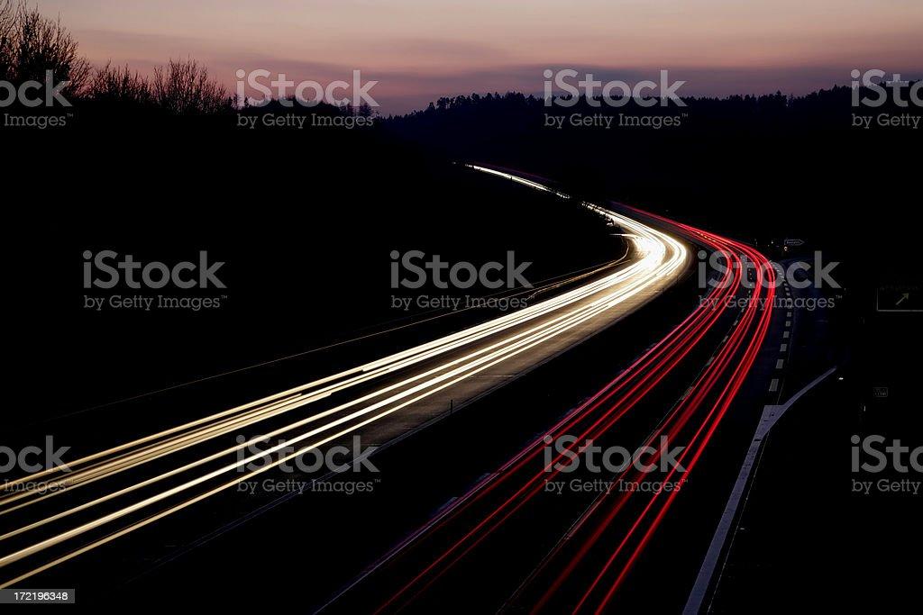 Night_highway 01 – Foto