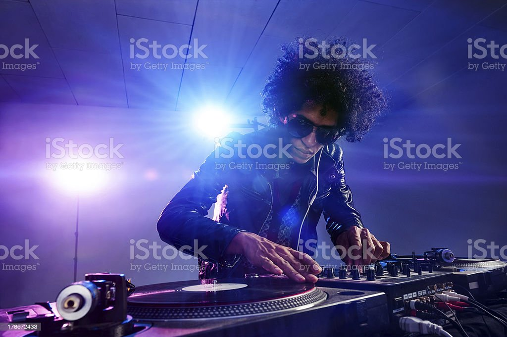 Club dj-party – Foto