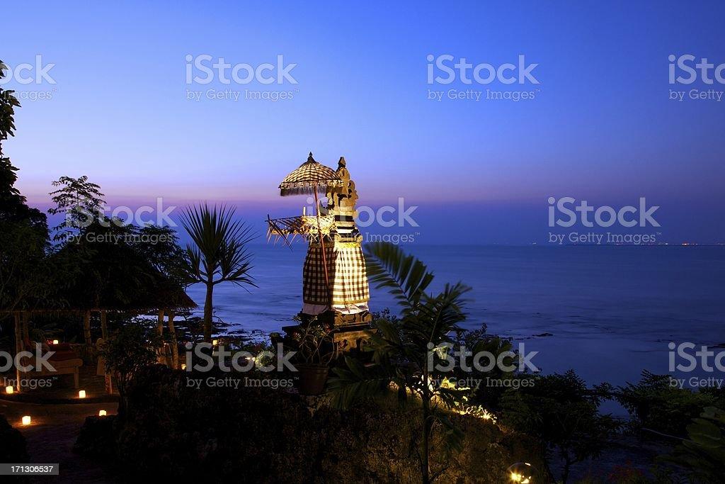 Abend in Bali – Foto
