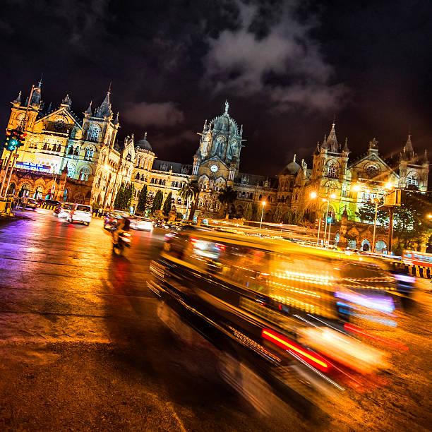 nightlife in mumbai - mumbai stockfoto's en -beelden