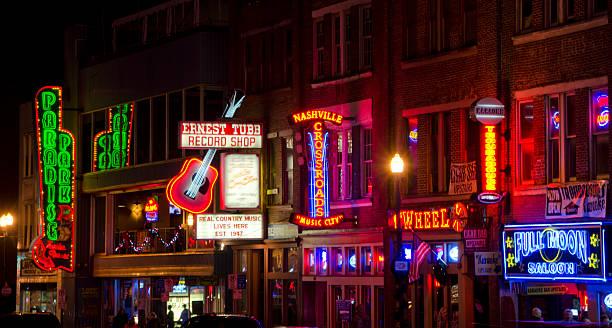 Nightlife in Nashville, Tennessee