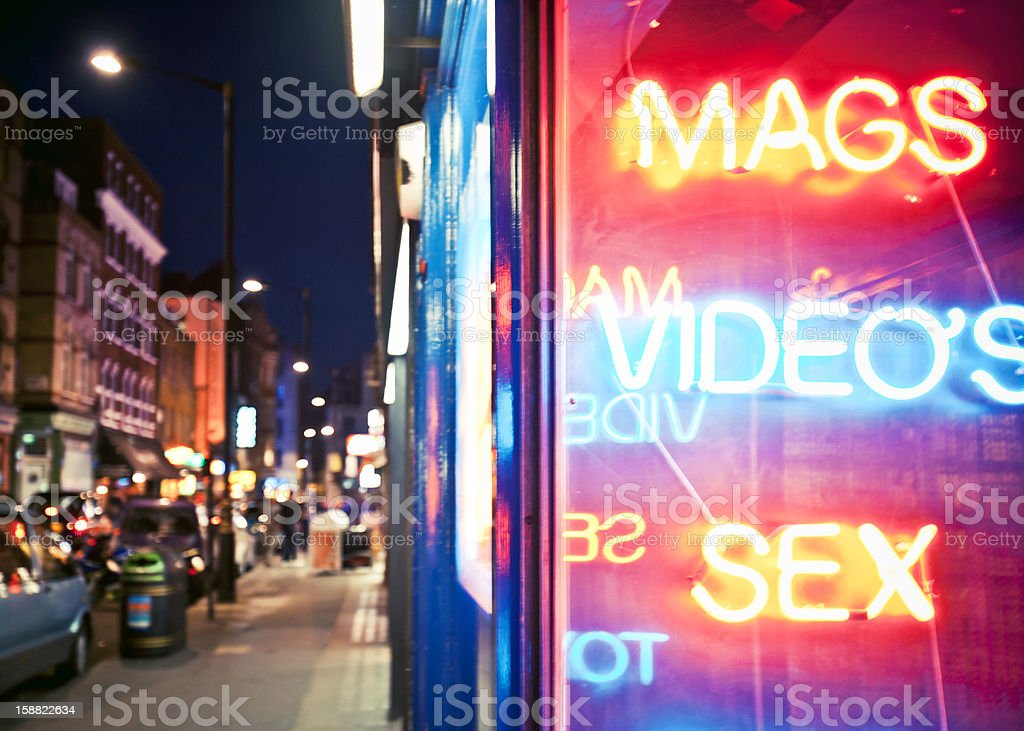 Vida nocturna - foto de stock