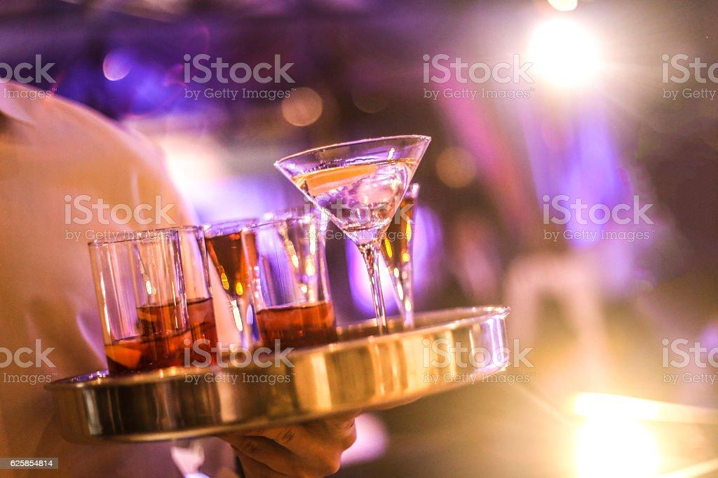 Nightlife stock photo
