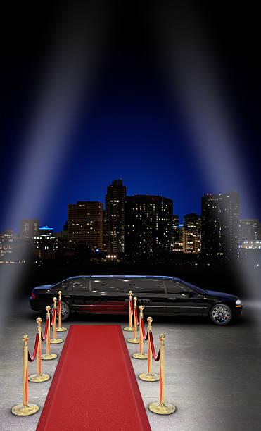 Nightlife VIP stock photo