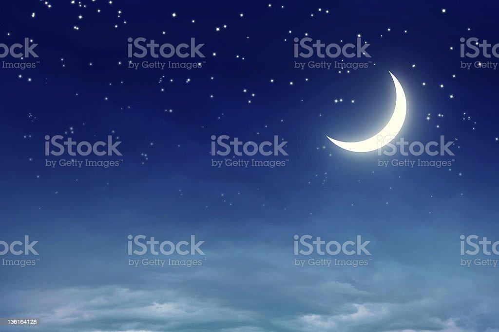 Abendliche Himmel – Foto