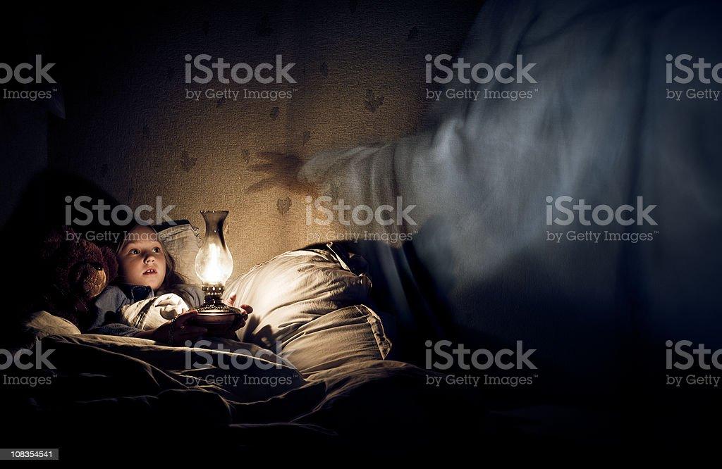 Nightmare royalty-free stock photo