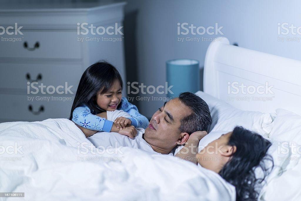 Nightmares stock photo
