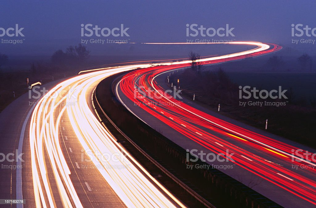 Nightride II royalty-free stock photo