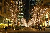 Nightscape 東京にある。