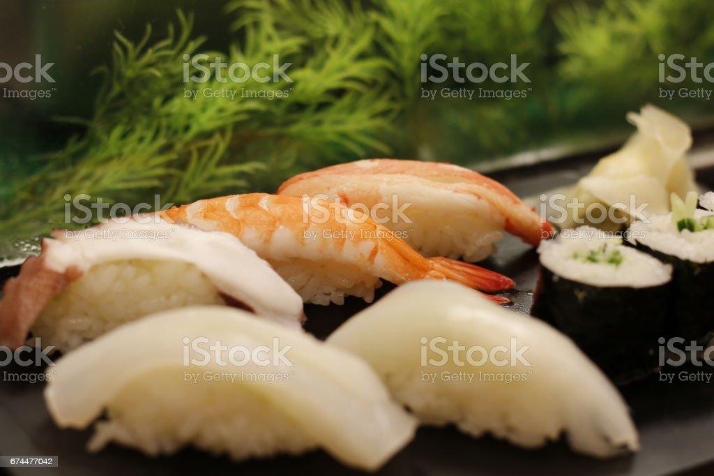 握り寿司 ストックフォト