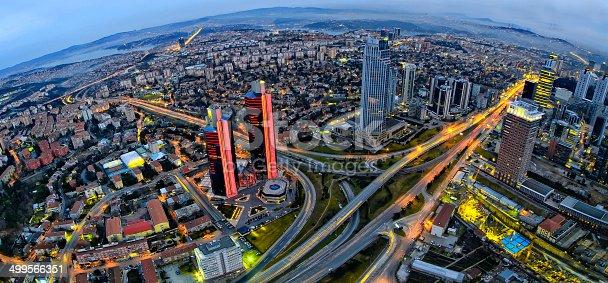 Sapphire in Istanbul-Turkey: 236 meter.