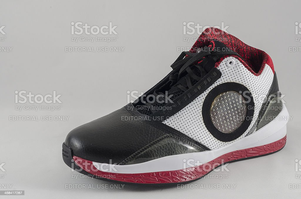 Nike Air Jordan 2010 royalty-free stock photo