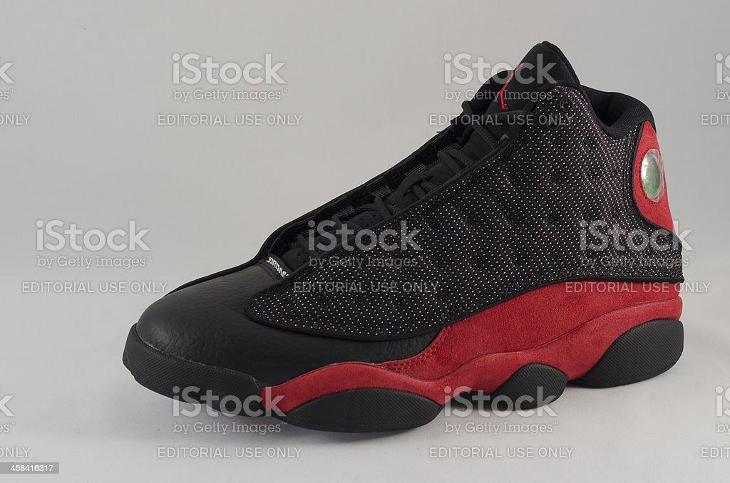 reputable site fd970 54e74 Nike Air Jordan Xiii Stock Photo - Download Image Now - iStock
