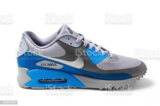 Nike Air Max 90 Hyperfuse Stock Photo - Download Image Now - iStock