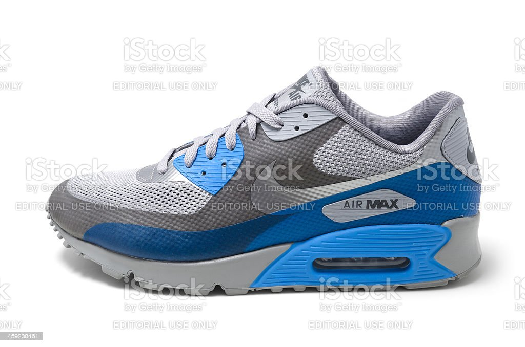Nike Air Max 90 Hyperfuse stock photo