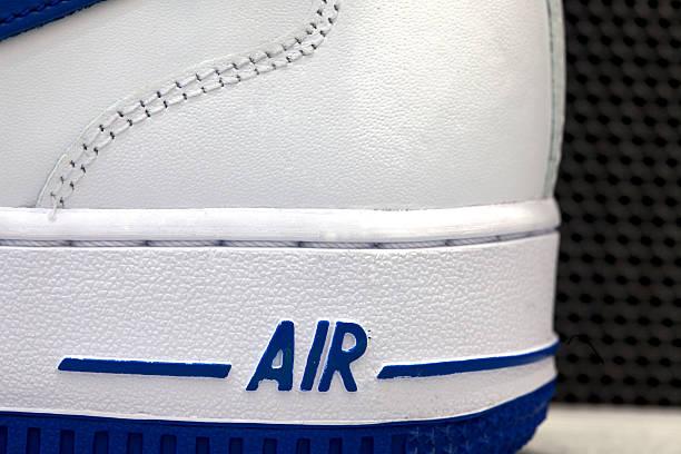 Nike Air stock photo