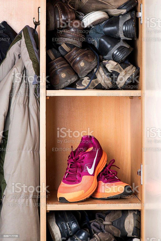 Pegasus Más Y Zapatos Banco Fotografía Mujer Deportivos Nike De 7UwSqEa