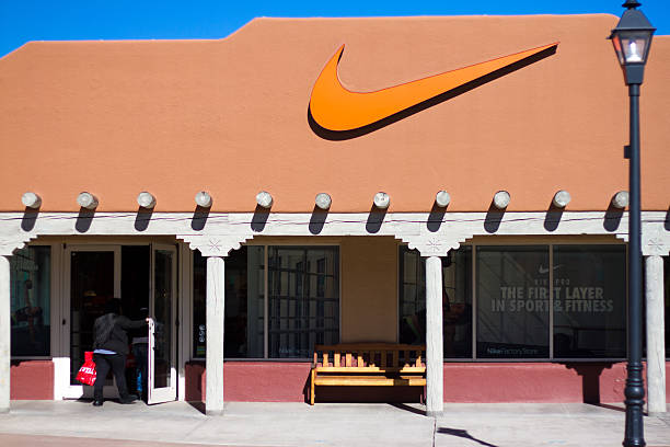 Nike Athletic Apparel Inc Store Building Exterior Retail Pictures Images And Stock Photos