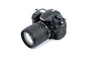 Nikon D7000 DSLR Camera and AF-S Nikkor 18-105mm Lens