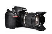 Nikon D800 and Tamron AF SP 24-70mm f/2,8 lens