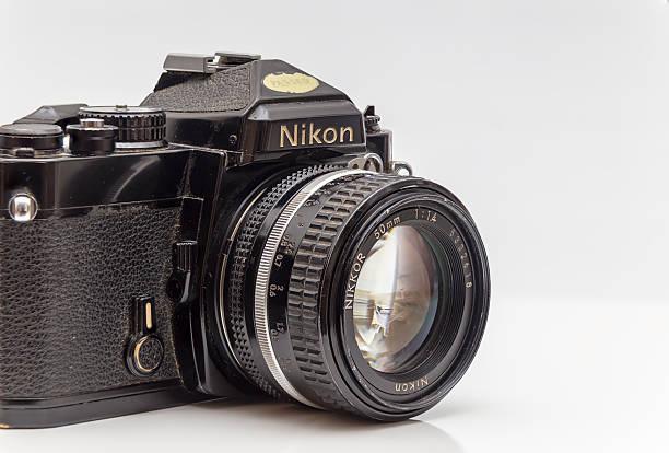 Nikon FE – Foto