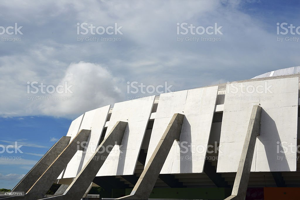 Nilson Nelson salle de sport, Brasilia - Photo