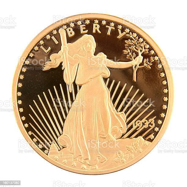 Ninteen Thirty-Three Twenty Dollar Double Eagle