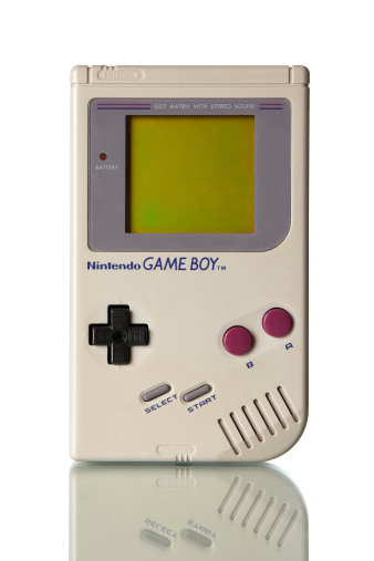 istock Nintendo Game Boy 467898053