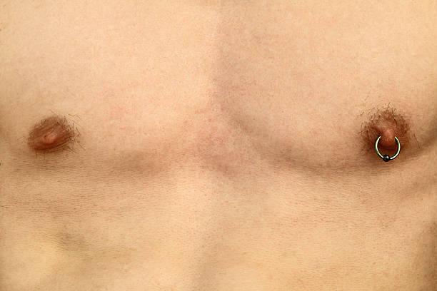 Brustwarzen-piercing – Foto