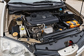 istock Nissan Primera 2002, under the hood 1188976066