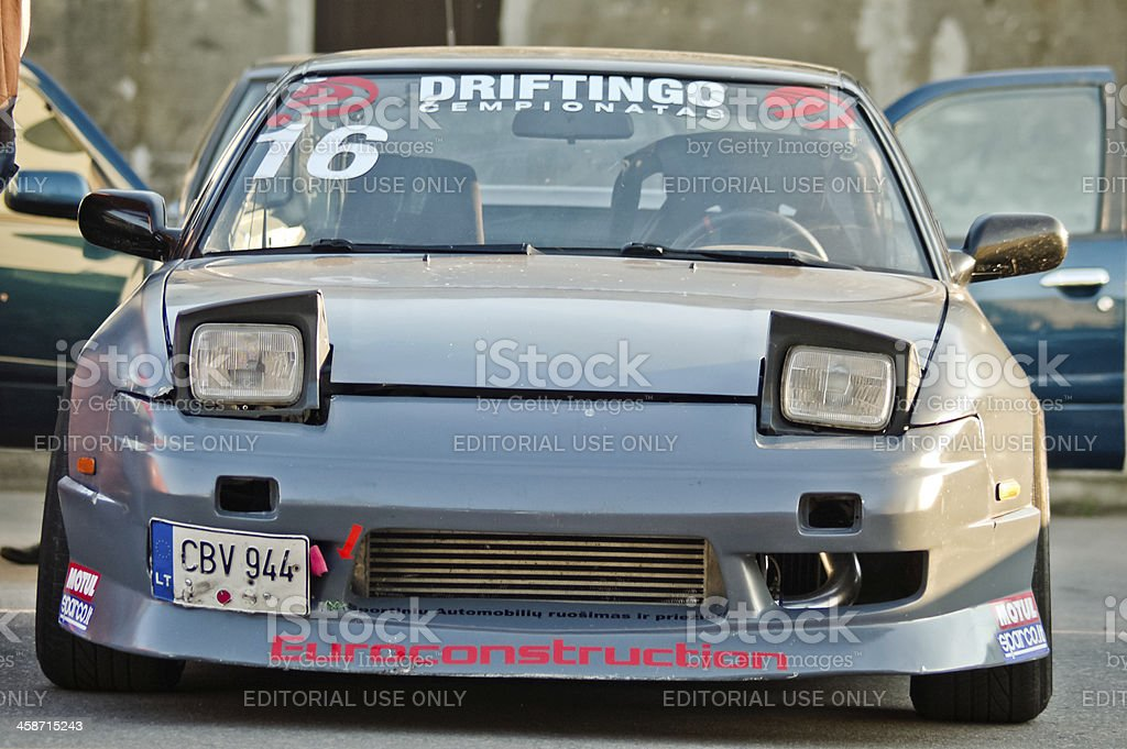 Nissan S13 200sx Drift Car Stock Photo Download Image Now Istock