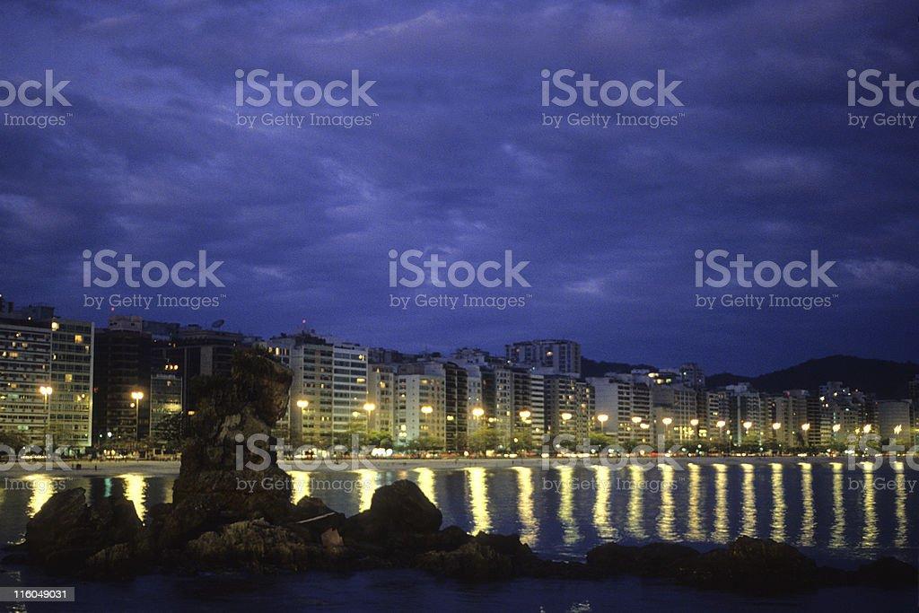 Niteroi city royalty-free stock photo