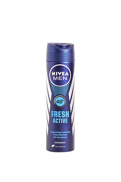 Nivea deodorant for men stock photo