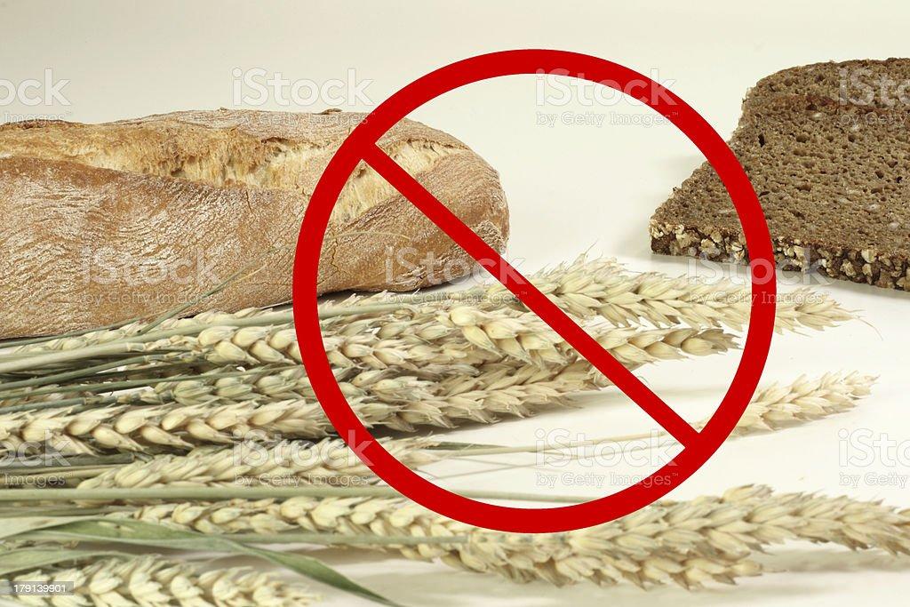 no bread stock photo